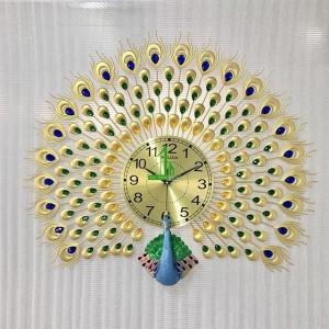 Đồng hồ trang trí 1813 - D12