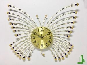 Đồng hồ trang trí con bướm 1906