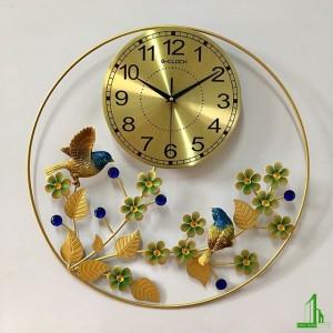 Đồng hồ trang trí đôi chim 1923