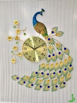 Đồng hồ trang trí treo tường 1809