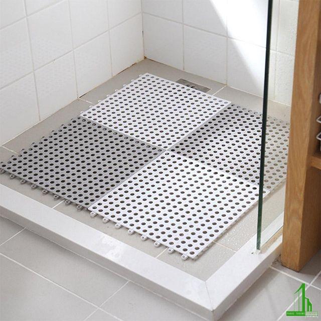 Thảm trải sàn dành riêng cho phòng tắm